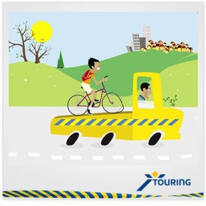 Touring lanceert fietsbijstand Touring Bike