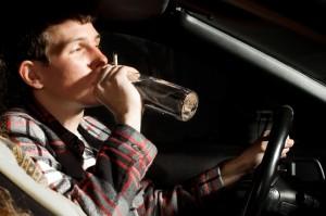 Wat indien u een ongeval veroorzaakt en u zat dronken achter het stuur?