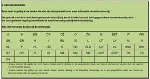 Groene Kaart